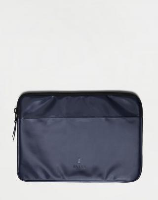 Rains Laptop Case 13 07 Shiny Blue Modrá