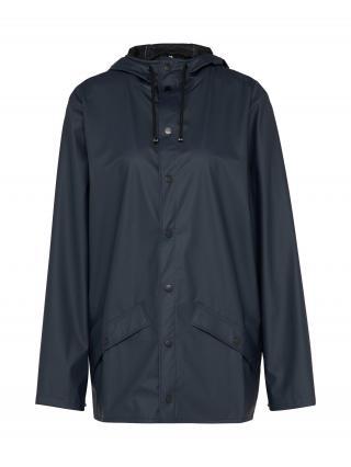 RAINS Prechodná bunda  námornícka modrá dámské S-M