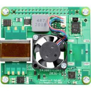 Raspberry Pi® PoE  Hat rb-poehead3