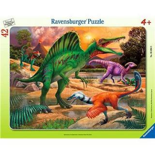 Ravensburger  050949 Dinosaurus 30 – 48 dielikov