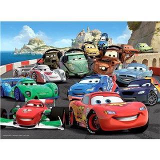 Ravensburger 106158 Disney Auta Výbušný automobilový závod