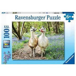 Ravensburger 129416 Huňatí priatelia 100 dielikov