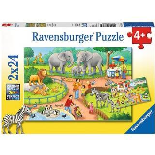 Ravensburger 78134 Deň v zoo