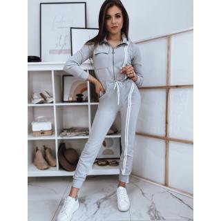 RAYA womens overalls light gray EY1483 dámské Neurčeno One size