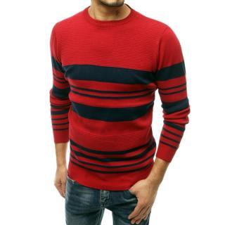 Red mens sweater WX1673 pánské Neurčeno XXL