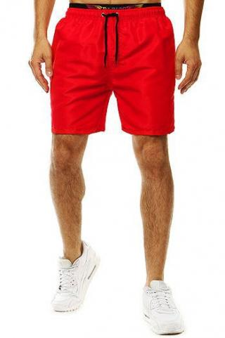 Red mens swimming shorts SX2055 pánské Neurčeno M