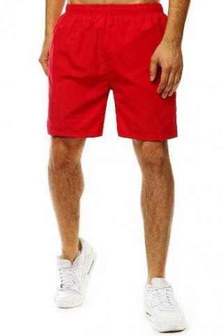 Red mens swimming shorts SX2057 pánské Neurčeno M