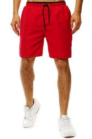 Red mens swimming shorts SX2064 pánské Neurčeno XXL