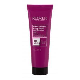 Redken Color Extend Magnetics Deep Attraction Tube 250 ml maska na vlasy pre ženy na farbené vlasy dámské 250 ml