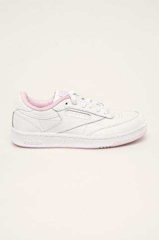 Reebok Classic - Detské topánky Club C biela 35