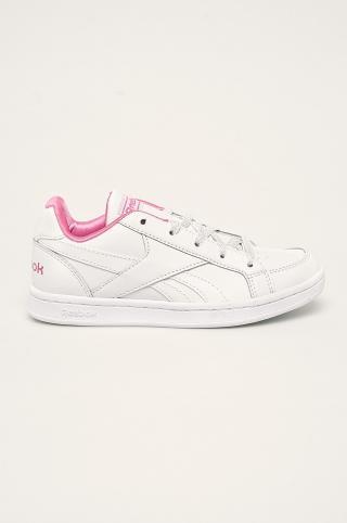 Reebok Classic - Detské topánky Royal Prime biela 38