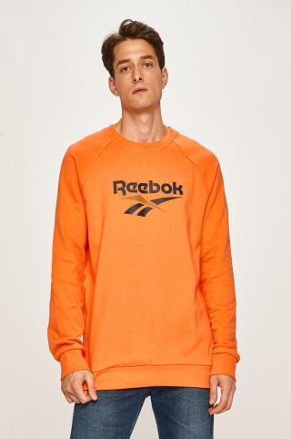 Reebok Classic - Mikina pánské oranžová XS
