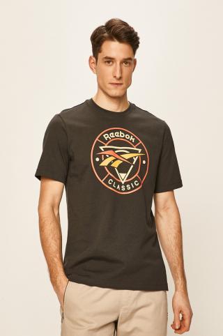 Reebok Classic - Pánske tričko pánské sivá S
