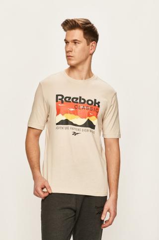 Reebok Classic - Pánske tričko pánské telová S
