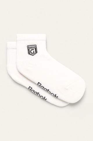 Reebok Classic - Ponožky pánské biela 39/42