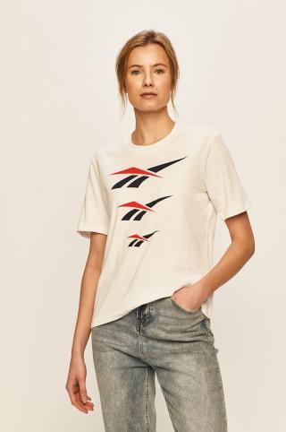 Reebok Classic - Tričko dámské biela M
