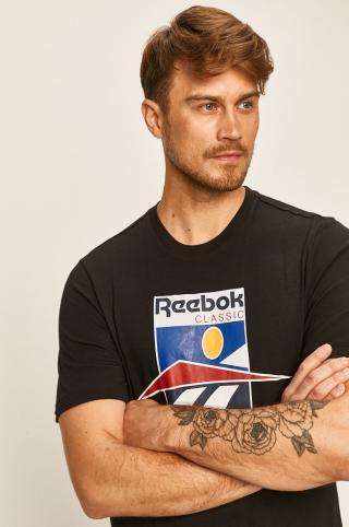 Reebok Classic - Tričko pánské čierna S