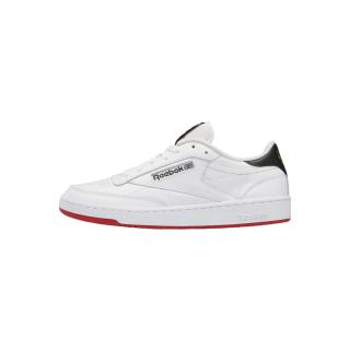 Reebok Classics Nízke tenisky  biela / čierna / okrová 36