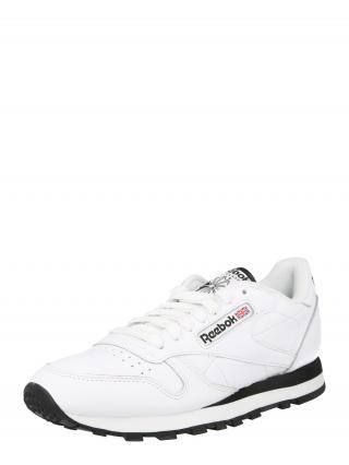 Reebok Classics Nízke tenisky  biela / čierna pánské 38,5