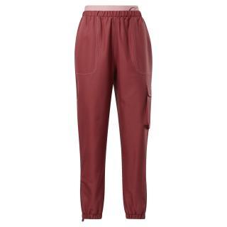Reebok Classics Športové nohavice RBK CARDI  červená dámské XS