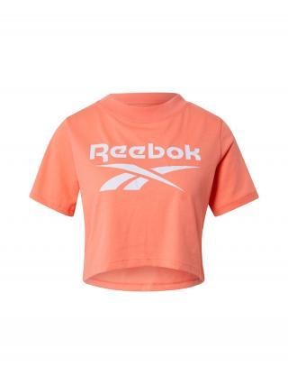REEBOK Funkčné tričko  ružová dámské XS