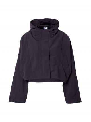 REEBOK Športová bunda  čierna dámské XS