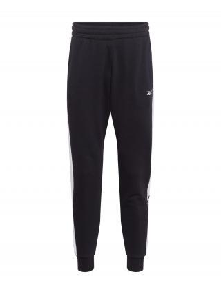 REEBOK Športové nohavice  čierna pánské S