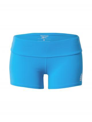 REEBOK Športové nohavice  modrá dámské L