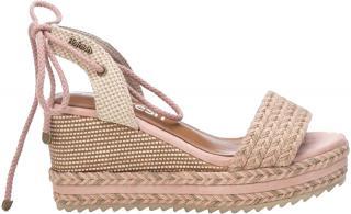 Refresh Dámske sandále Nude Textile Ladies Sandals 69682 Nude 39 dámské