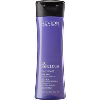 Revlon Professional Be Fabulous Daily Care šampón pre objem jemných vlasov 250 ml dámské 250 ml