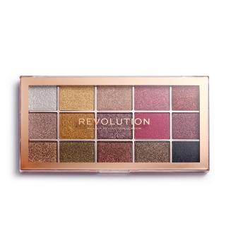 Revolution Paletka očných tieňov Foil Frenzy 15 x 2 g
