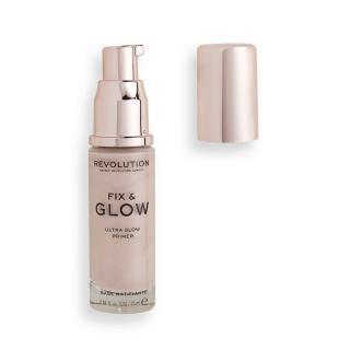 Revolution Podkladová báza pod make-up Fix & Glow  25 ml dámské