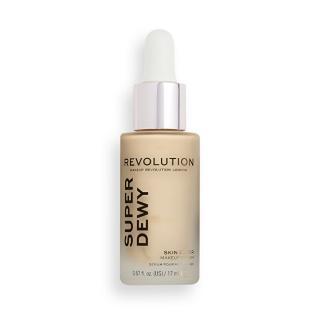 Revolution Podkladová báza pod make-up Superdewy  17 ml dámské