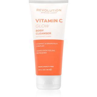 Revolution Skincare Body Vitamin C  čistiaci sprchový gél 200 ml dámské 200 ml
