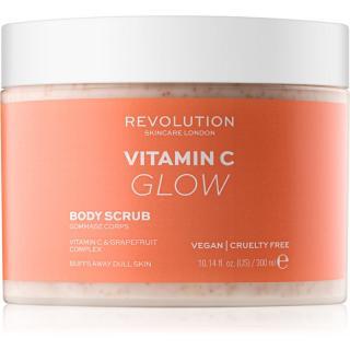 Revolution Skincare Body Vitamin C  čistiaci telový peeling 300 ml dámské 300 ml