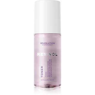 Revolution Skincare Retinol pleťové tonikum s protivráskovým účinkom 150 ml dámské 150 ml