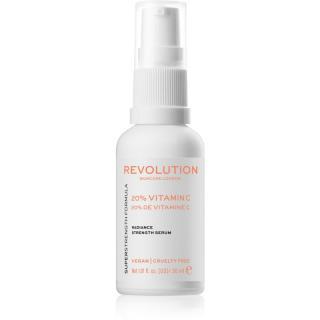 Revolution Skincare Vitamin C 20% rozjasňujúce sérum s vitamínom C 30 ml dámské 30 ml