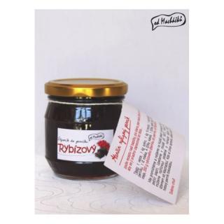 Ríbezľový  džem do perníka s receptom