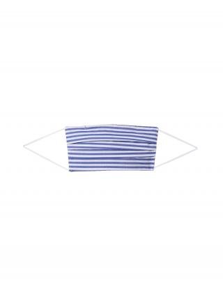 Rich & Royal Látkové rúško Reversible  modrá / biela dámské One Size