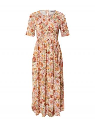 Rich & Royal Šaty  krémová / zmiešané farby dámské 34