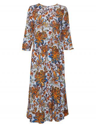 Rich & Royal Šaty  svetlomodrá / zmiešané farby dámské 34