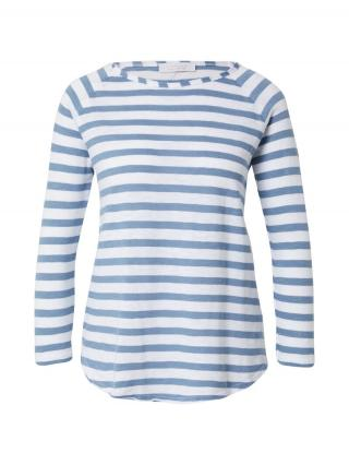 Rich & Royal Tričko  dymovo modrá / biela dámské XS