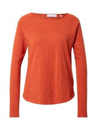 Rich & Royal Tričko  oranžovo červená dámské M