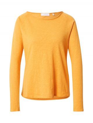 Rich & Royal Tričko  zlatá žltá dámské XS