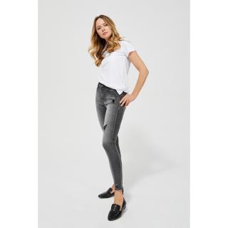 Ripped push up jeans dámské Other XS