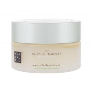 Rituals The Ritual Of Namasté Natural Body Exfoliator 250 g telový peeling pre ženy Prírodný dámské 250 g