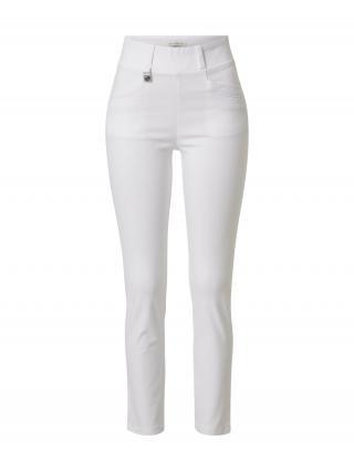 Röhnisch Športové nohavice Embrace  biela dámské S-M