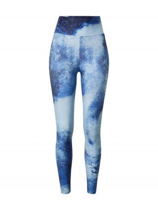 Röhnisch Športové nohavice KEIRA  modrá / biela dámské XS