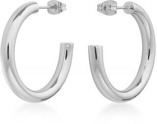 Rosefield Luxusné oceľové náušnice kruhy Iggy JCHSS-J086 dámské