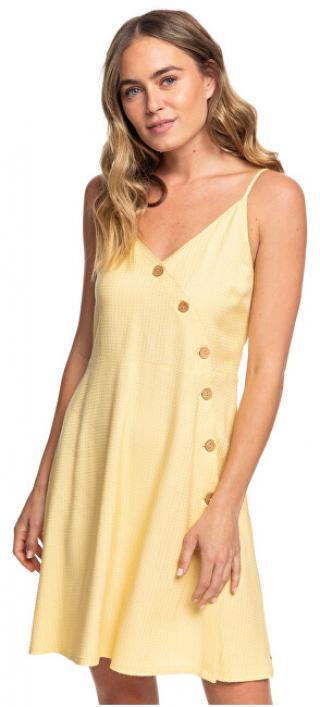 Roxy Dámske šaty Sun May Shine Sahara Sun ERJWD03422-YGD0 S dámské